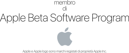 Membro di Apple Beta Software Program